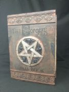 Antique Effect Sorcery Book of Shadows Trinket Box Wiccan Pagan Ideal Gift